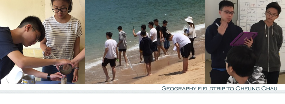 F4 Geography fieldtrip to Cheung Chau